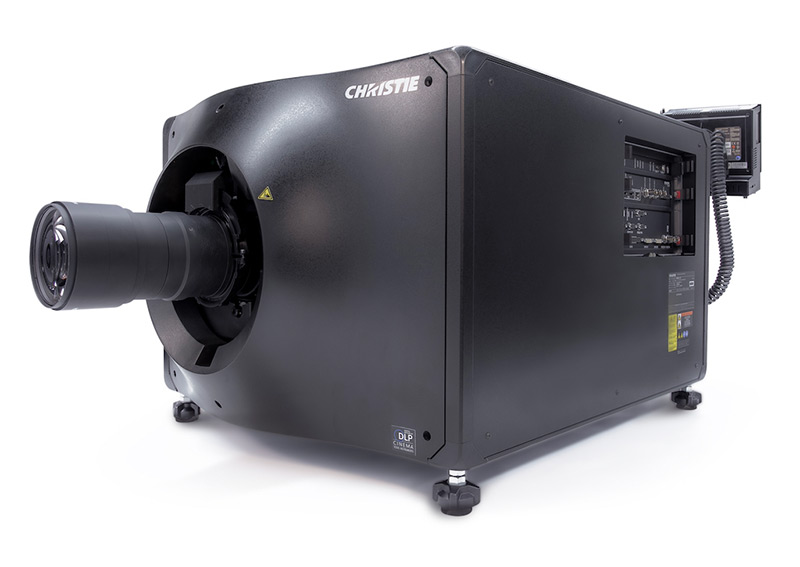 Un incroyable projecteur laser Christie pour les salles de cinéma 4K