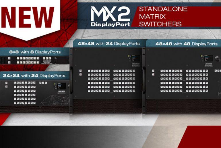 Lightware Matrice MX2 DisplayPort