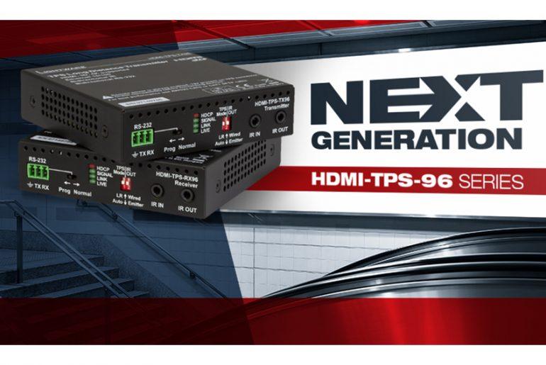 Lightware extendeur HDBaseT HDMI-TPS-96