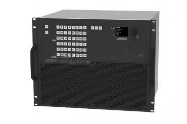 Lightware présente sa matrice modulaire multi-formats MX2M-FR24R