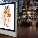 Totems LED SMD e-Boxx indoor et outdoor