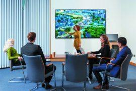 Philips B-Line : des moniteurs hyper versatiles dans leurs usages